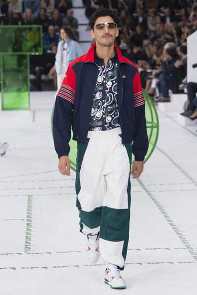 Lacoste Spring 2018 Ready-to-Wear - Look #20