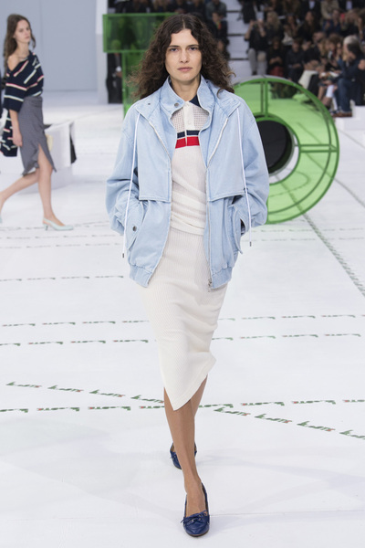 Lacoste Spring 2018 Ready-to-Wear - Look #21