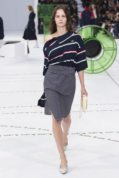 Lacoste Spring 2018 Ready-to-Wear - Look #22