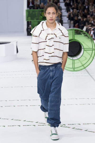 Lacoste Spring 2018 Ready-to-Wear - Look #23