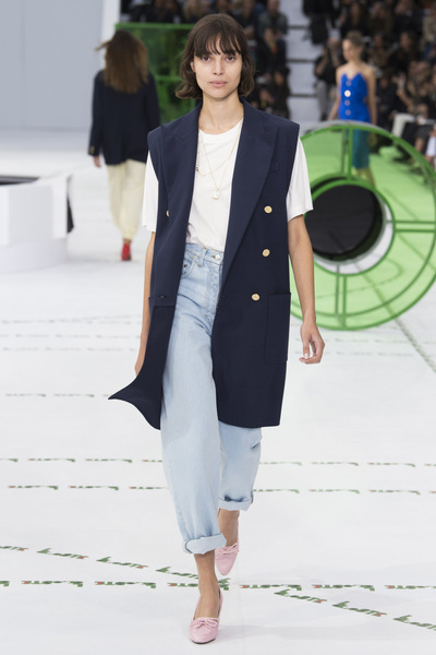 Lacoste Spring 2018 Ready-to-Wear - Look #3