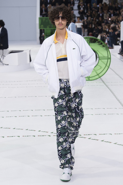 Lacoste Spring 2018 Ready-to-Wear - Look #30