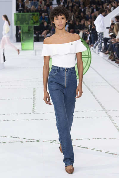 Lacoste Spring 2018 Ready-to-Wear - Look #32