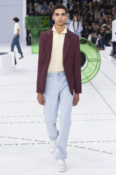 Lacoste Spring 2018 Ready-to-Wear - Look #33