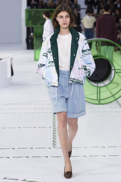 Lacoste Spring 2018 Ready-to-Wear - Look #35