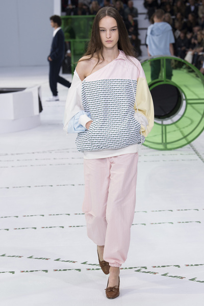 Lacoste Spring 2018 Ready-to-Wear - Look #36