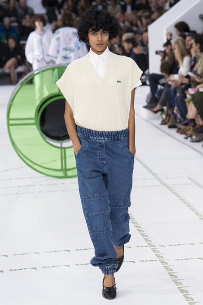 Lacoste Spring 2018 Ready-to-Wear - Look #37