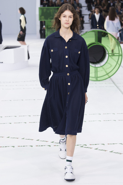 Lacoste Spring 2018 Ready-to-Wear - Look #38