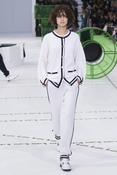 Lacoste Spring 2018 Ready-to-Wear - Look #39