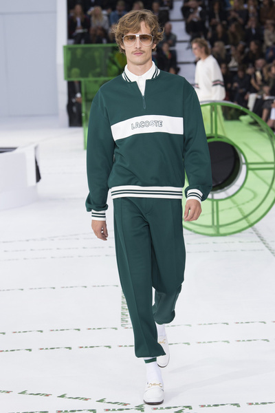 Lacoste Spring 2018 Ready-to-Wear - Look #4
