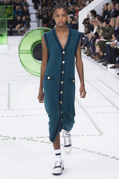 Lacoste Spring 2018 Ready-to-Wear - Look #41