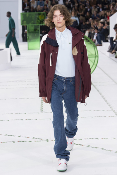 Lacoste Spring 2018 Ready-to-Wear - Look #43