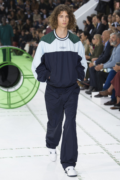Lacoste Spring 2018 Ready-to-Wear - Look #45