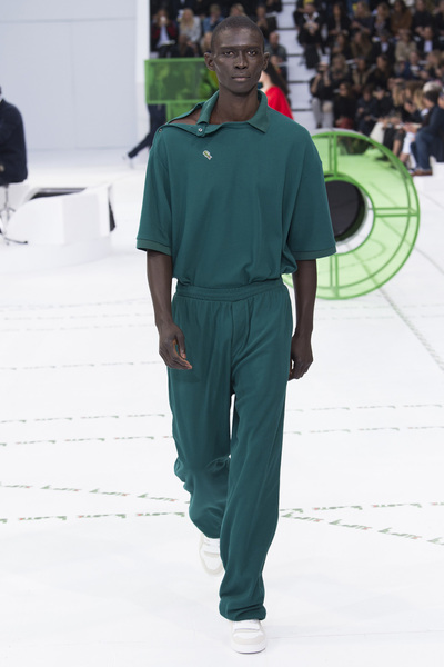 Lacoste Spring 2018 Ready-to-Wear - Look #47