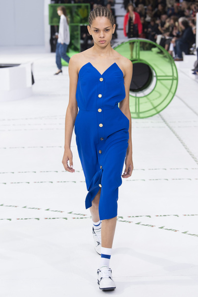 Lacoste Spring 2018 Ready-to-Wear - Look #5