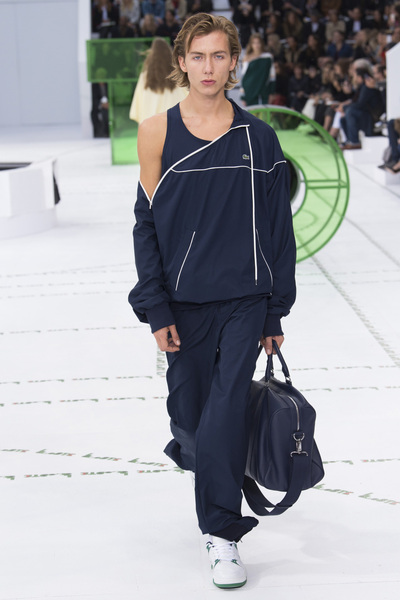 Lacoste Spring 2018 Ready-to-Wear - Look #50