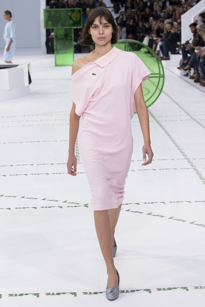 Lacoste Spring 2018 Ready-to-Wear - Look #51