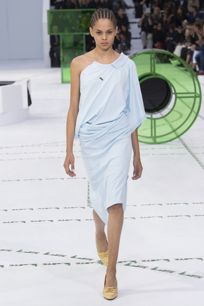 Lacoste Spring 2018 Ready-to-Wear - Look #53