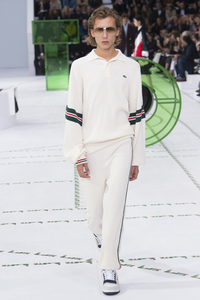 Lacoste Spring 2018 Ready-to-Wear - Look #6