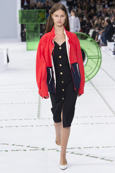Lacoste Spring 2018 Ready-to-Wear - Look #7