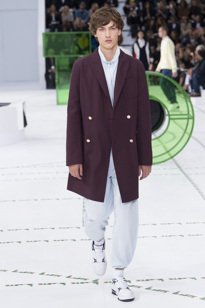 Lacoste Spring 2018 Ready-to-Wear - Look #8