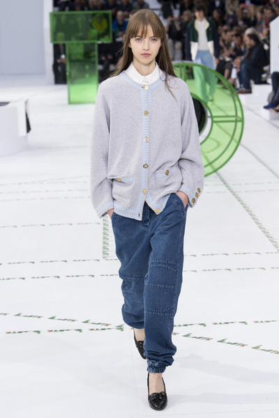 Lacoste Spring 2018 Ready-to-Wear - Look #9