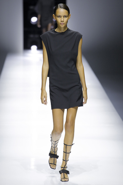 Lanvin Spring 2018 Ready-to-Wear - Look #1