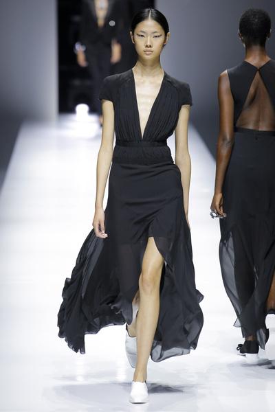 Lanvin Spring 2018 Ready-to-Wear - Look #10