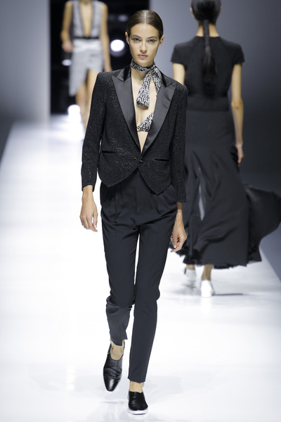 Lanvin Spring 2018 Ready-to-Wear - Look #11