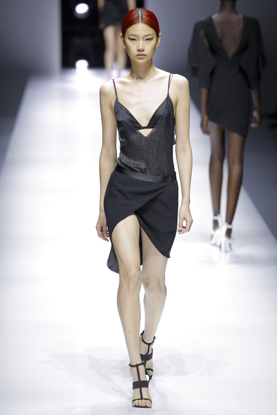 Lanvin Spring 2018 Ready-to-Wear - Look #3