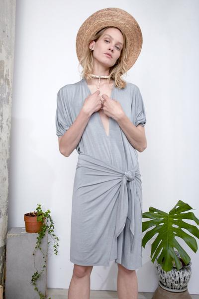 Laura Siegel Spring 2018 Ready-to-Wear - Look #10