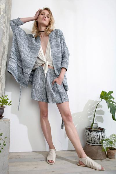 Laura Siegel Spring 2018 Ready-to-Wear - Look #12