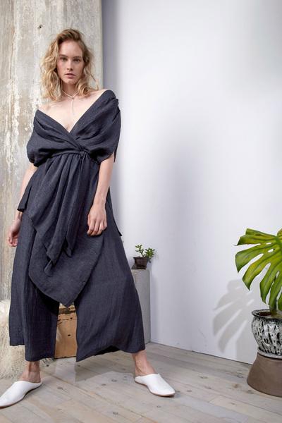 Laura Siegel Spring 2018 Ready-to-Wear - Look #13