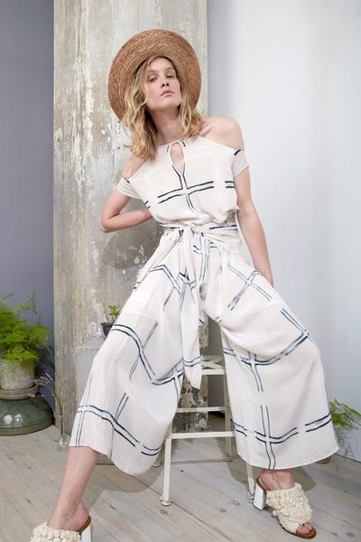 Laura Siegel Spring 2018 Ready-to-Wear - Look #14