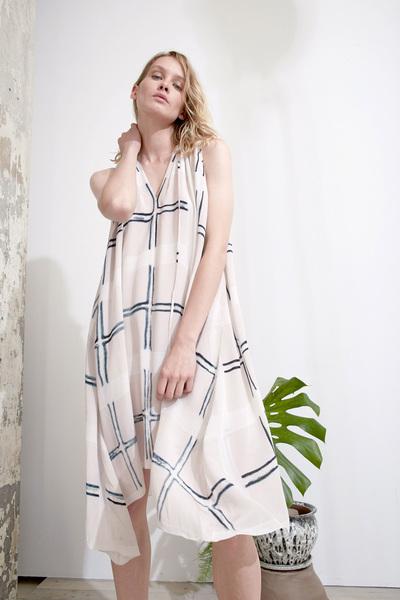 Laura Siegel Spring 2018 Ready-to-Wear - Look #16