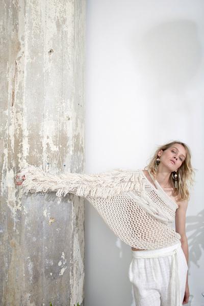 Laura Siegel Spring 2018 Ready-to-Wear - Look #18