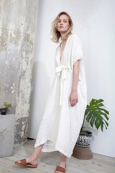 Laura Siegel Spring 2018 Ready-to-Wear - Look #19