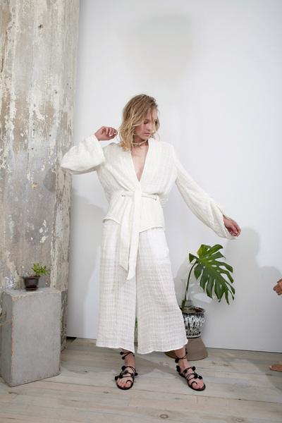 Laura Siegel Spring 2018 Ready-to-Wear - Look #2