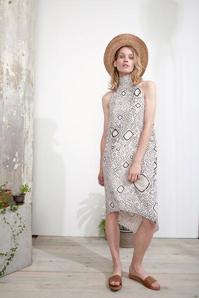 Laura Siegel Spring 2018 Ready-to-Wear - Look #21
