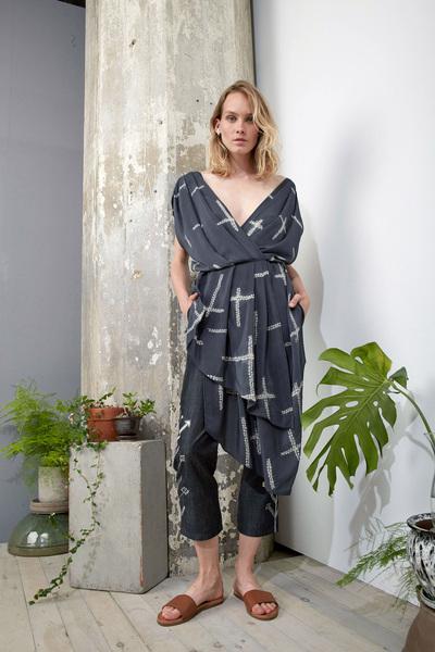 Laura Siegel Spring 2018 Ready-to-Wear - Look #22