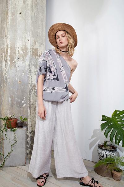 Laura Siegel Spring 2018 Ready-to-Wear - Look #23
