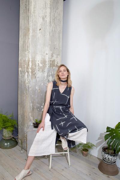Laura Siegel Spring 2018 Ready-to-Wear - Look #24