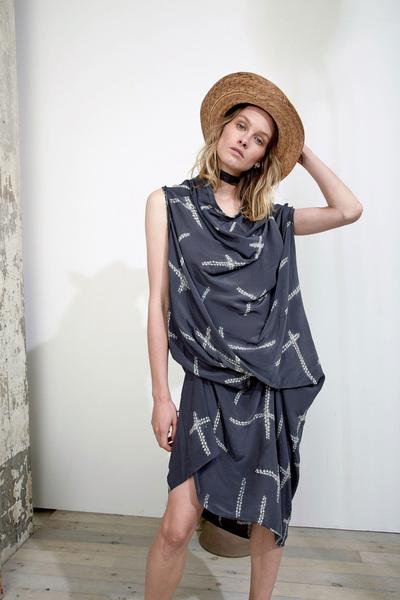 Laura Siegel Spring 2018 Ready-to-Wear - Look #25