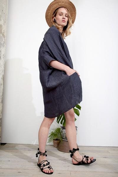 Laura Siegel Spring 2018 Ready-to-Wear - Look #26
