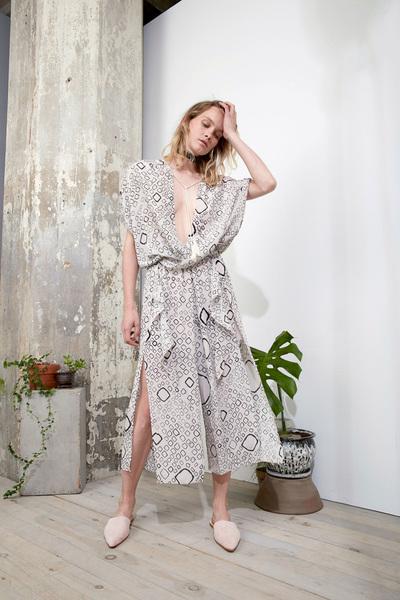 Laura Siegel Spring 2018 Ready-to-Wear - Look #27