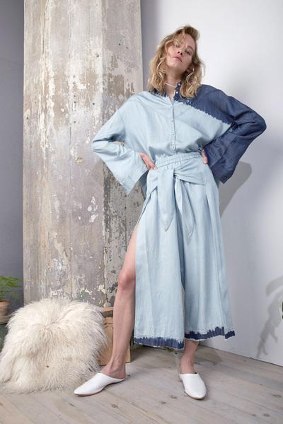 Laura Siegel Spring 2018 Ready-to-Wear - Look #28
