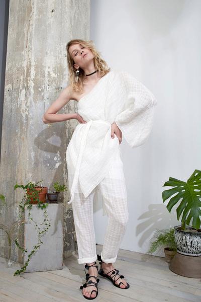 Laura Siegel Spring 2018 Ready-to-Wear - Look #29