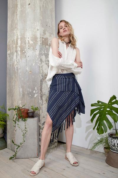 Laura Siegel Spring 2018 Ready-to-Wear - Look #3