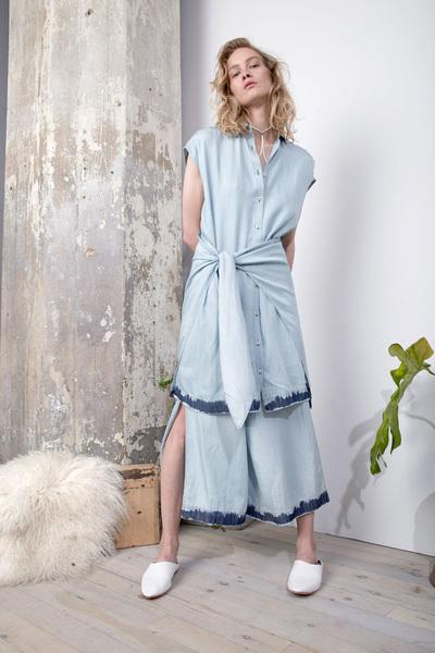 Laura Siegel Spring 2018 Ready-to-Wear - Look #30