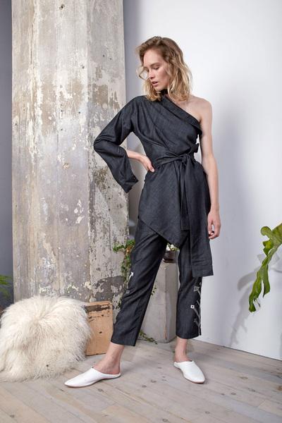 Laura Siegel Spring 2018 Ready-to-Wear - Look #31